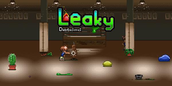 Leaky Dimensions